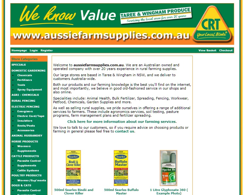 Aussie Farm Supplies
